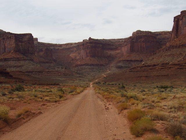 Shafer Trail